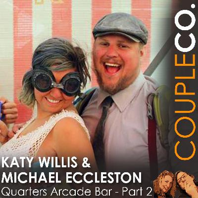 Owning A Bar Is Not For The Meek: Michael Eccleston and Katy Willis of Quarters Arcade Bar in Salt Lake City, Part 2