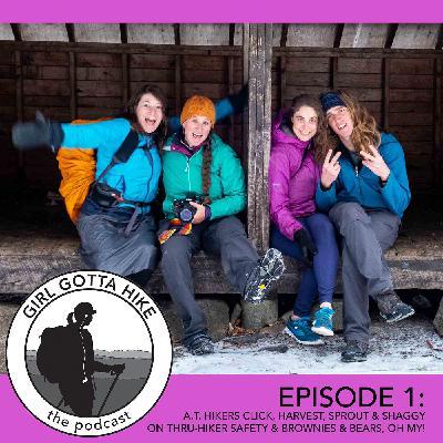 01. Appalachian Trail Besties Talkin' Trail, Bears, Nutrition (or lack thereof) & Friendship