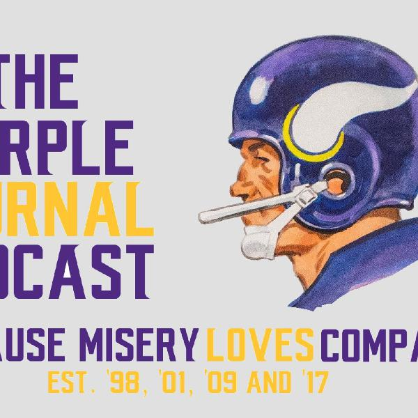 The purpleJOURNAL Podcast - First Win at Jets/Minneapolis Miracle Redux [On Thielen, DeFilippos Play Calling, Cousins' Batted Balls]