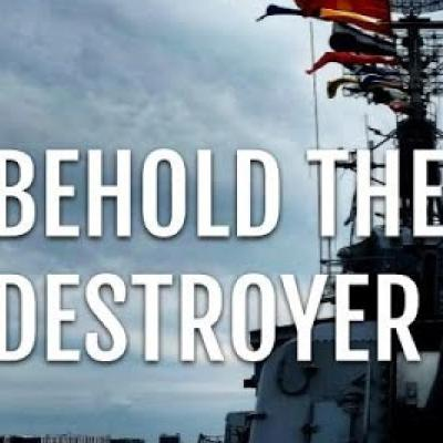 CT01: Behold the Destroyer - a poem by Josh Hatcher for #CreativeThursday