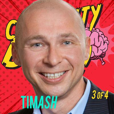 3/4 Better to be; Smart or Wise? Tim Ash