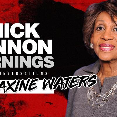 Maxine Waters He's The Most Vicious Dog We Know and We're Not Afraid of Him!