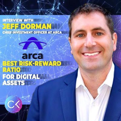 🔋Best Risk-Reward Ration for Digital Assets (w Jeff Dorman & Constantin Kogan)