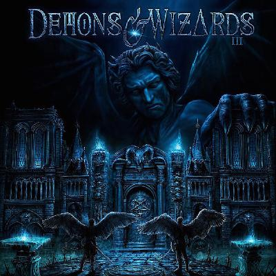 213Rock Podcast Harrag Melodica Interview with Hansi Kursch Demons & Wizards  New Album III 16 01 2020