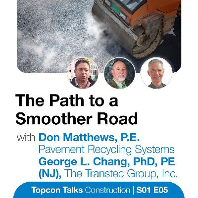 The Path to a Smoother Road | S01E05