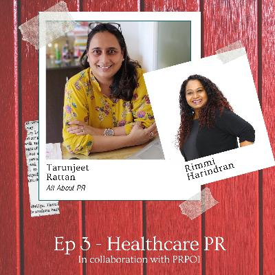 Evolution of Healthcare PR