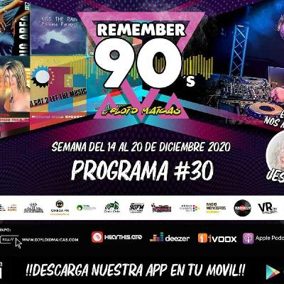 #30 Remember 90s Radio Show by Floid Maicas