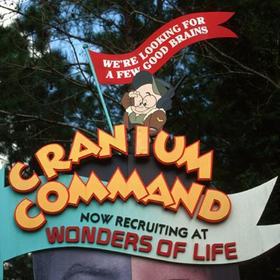Episode #381 - cranium command