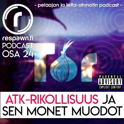 Respawn.fi Podcast, osa 24: Piraattipelit, crackit, leffaripit ja niiden monet muodot