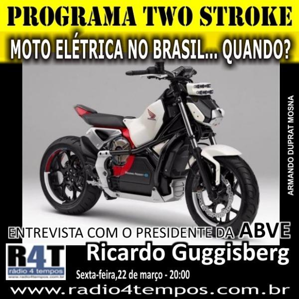 Rádio 4 Tempos - Two Stroke 64:Rádio 4 Tempos