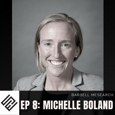 8. Michelle Boland: Think For Yourself - Barbell Mesearch