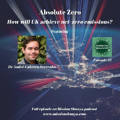32: Absolute Zero: How will UK achieve net-zero emissions?