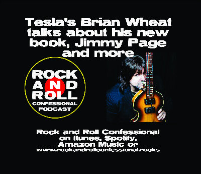 Brian Wheat, Tesla's co-founder & bassist