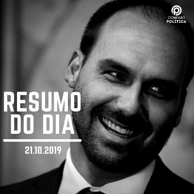 Resumo do Dia #16: Eduardo Bolsonaro é eleito o novo líder do PSL na Câmara dos Deputados