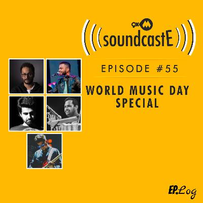 Ep.55: 9XM SoundcastE -World Music Day Special