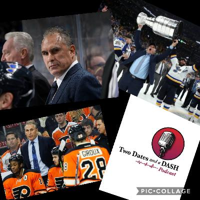 Two Dates and a Dash Episode 80:  NHL Stanley Cup Champion Head Coach, Craig Berube