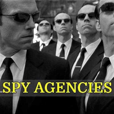 075 - Spy Agencies