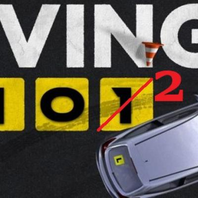 DRIVING 102: Simple 1,2,3's