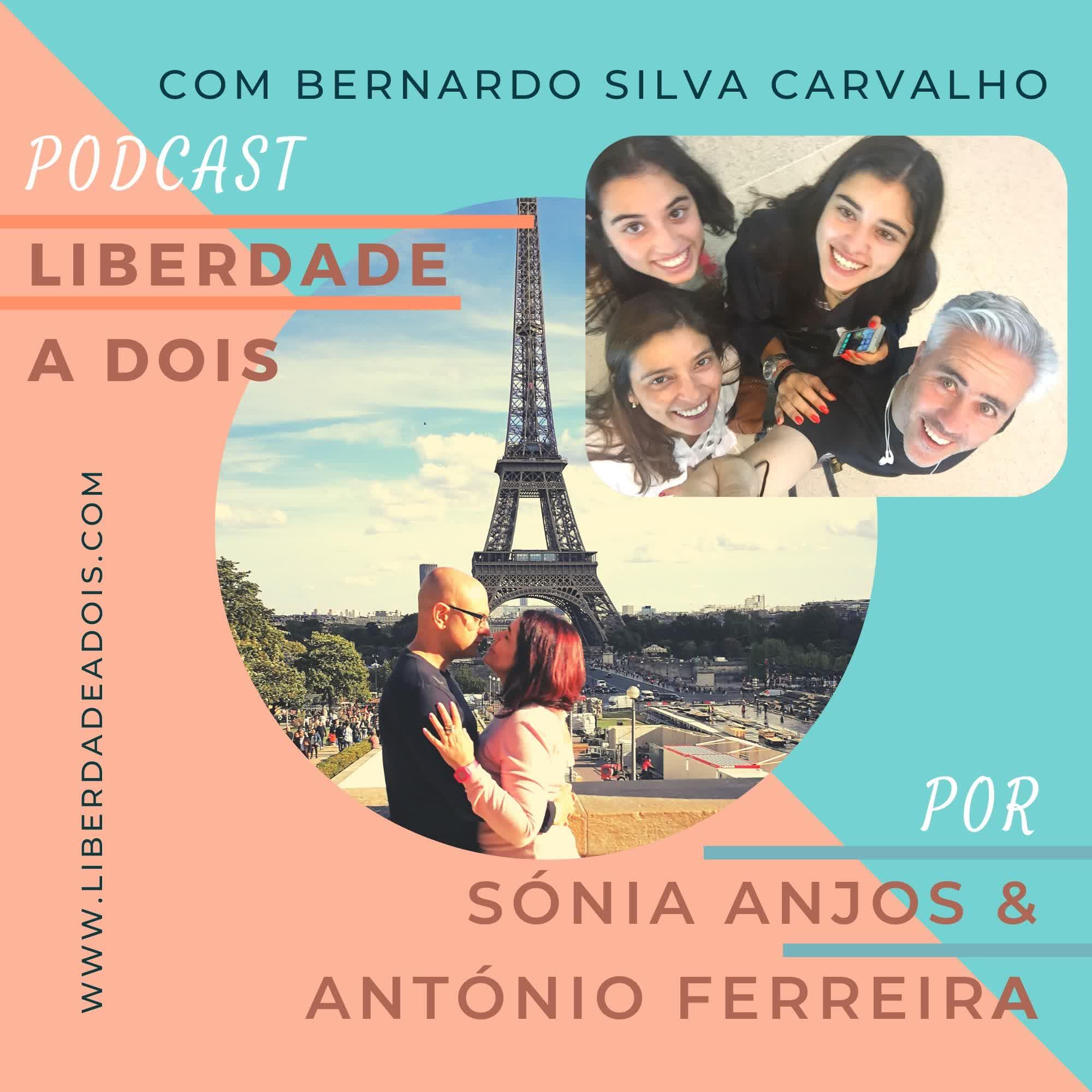 #38 - Bernardo Silva Carvalho - CEO da Sintra Mar - SC Restauração