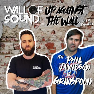 Episode #85 feat. Phil Jamieson of Grinspoon