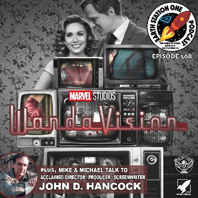 The Earth Station One Podcast - WandaVision