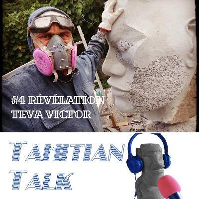 #4 Teva Victor - Révélation d'un sculpteur autodidacte et passionné.