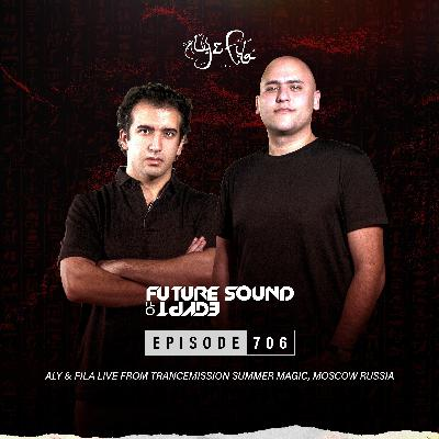 Future Sound of Egypt 706 with Aly & Fila (Live From Trancemission Summer Magic, Moscow)