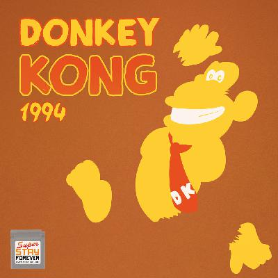 Donkey Kong (Super Stay Forever 23)