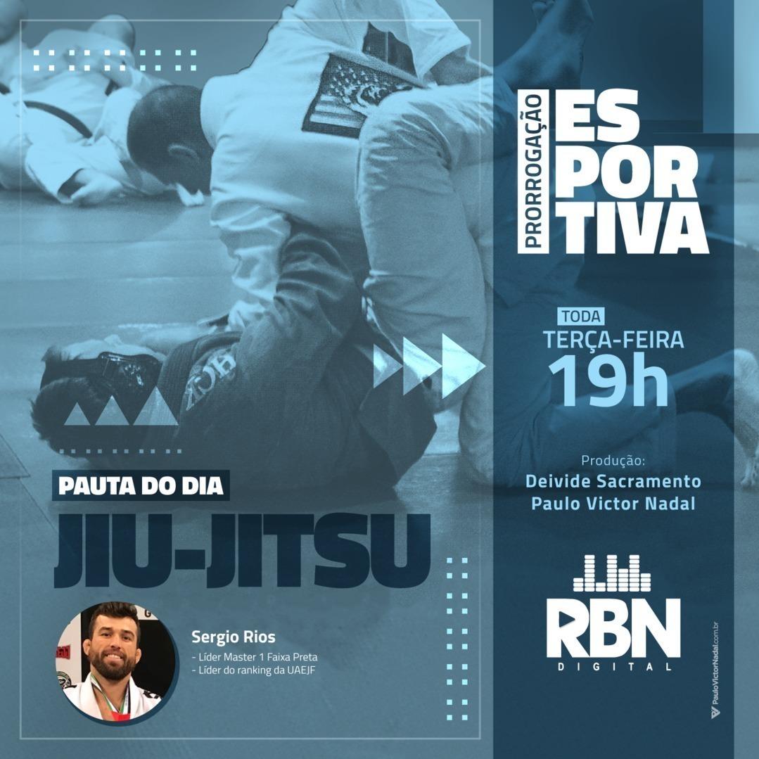 Prorrogação Esportiva #18 Jiu-Jitsu