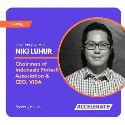 Building FinTech on a platform of collaboration - With Niki Luhur