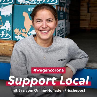 Support Local: Frischepost liefert dir Obst, Gemüse & mehr nach Hause! #wegencorona
