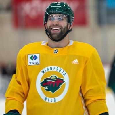 Jason Zucker - Minnesota Wild