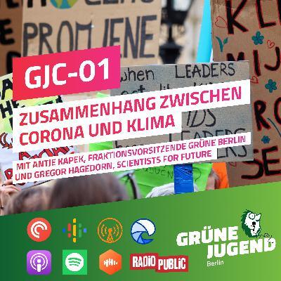 GJC-01: Zusammenhang zwischen Corona und Klima