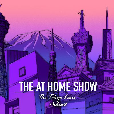 Cats, Video Games, and Life in Japan | TheAtHomeShow Episode 10 - Rachel and Jun