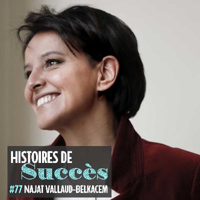 Najat Vallaud-Belkacem comme vous ne l'avez jamais entendue