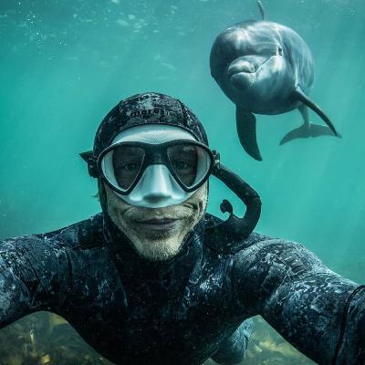#13 | Světoznámý fotograf George Karbus o focení irských monster a rodinném životě na pobřeží