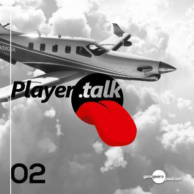Player.Talk 002 - Olha a neve!
