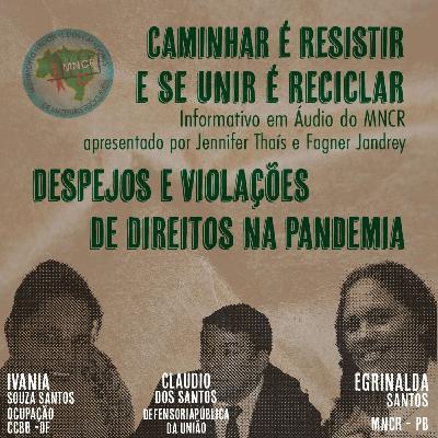 Programa 04 - Despejos e violações de direitos na pandemia