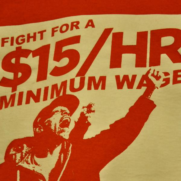 Who will win the Minimum Wage Fight for 15?