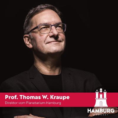 Prof. Thomas Kraupe – Direktor vom Planetarium Hamburg