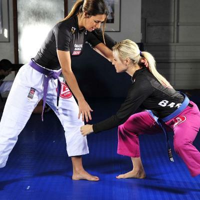 Episódio 013 - Tudo que você precisa saber sobre Jiu Jitsu Feminino