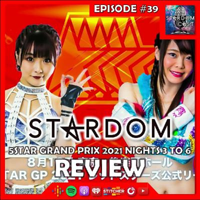 39: 5Star Grand Prix 2021 Nights 3, 4, 5 & 6 Review!