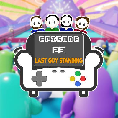 Episode 23 - Last guy standing