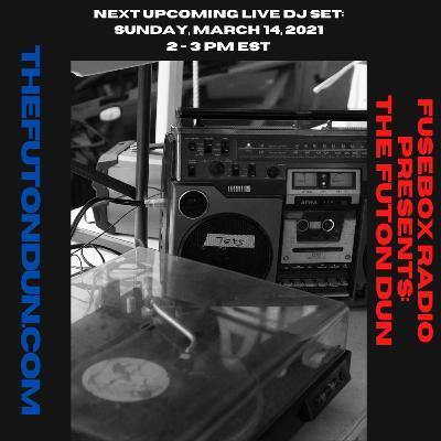 Episode 488: FuseBox Radio #640: DJ Fusion's The Futon Dun Livestream DJ Mix Spring Session #2 (Wings With Extra Mambo Sauce DC Go-Go Mix)