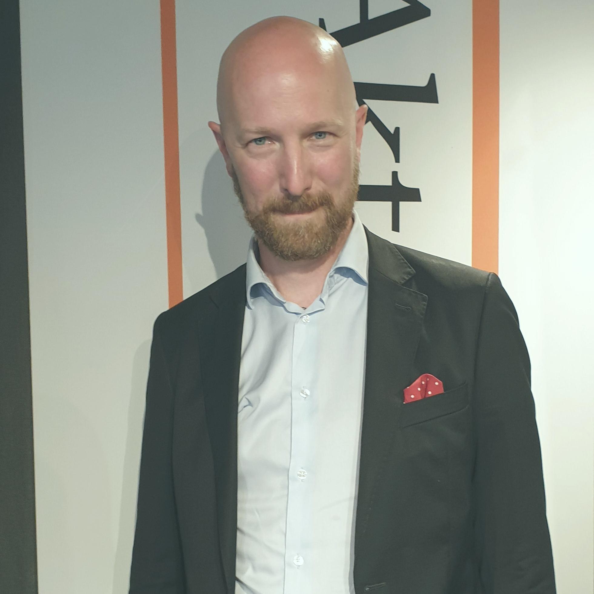 Att vara en föreläsare med Gunnar Söderberg #45