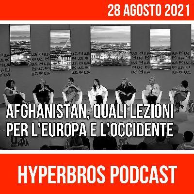 Afghanistan, quali lezioni per l'Europa e l'Occidente