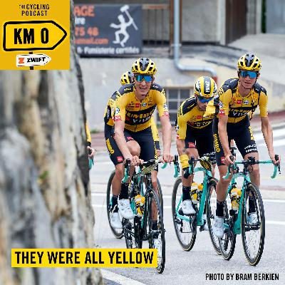132: Kilometre 0 – They were all yellow