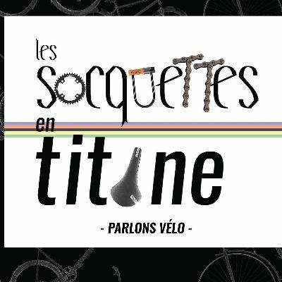 Pause Vélo - Les Socquettes en Titane 16