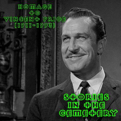 E35: Homage to Vincent Price