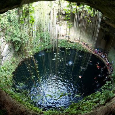 """Odc.14 Meksyk """"Skok do cenote"""""""
